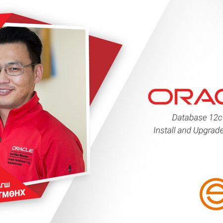 Oracle Database 12c- Admin, Install and Upgrade Accelerated