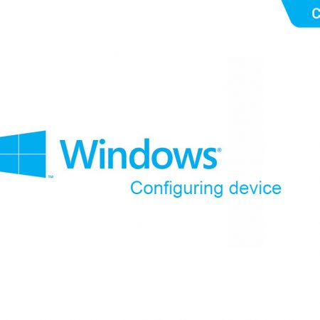 Microsoft Windows Configuring Device