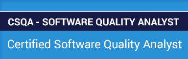 CSQA – Certified Software Quality Analyst